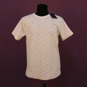 LOUIS VUITTON Monogram Toweling T-Shirt